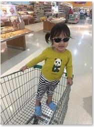 海外子育て 4歳の娘やってはいけない【4歳半で更新しました】