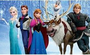 ディズニー アナと雪の女王 エルサとアナはタイでも人気