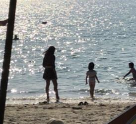 タイ観光 シーチャン島バンコクから最も近い島 1日目感想