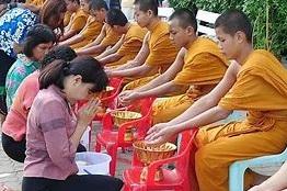 年末年始 タイ人は何する? タイのお正月