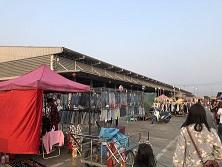 アユタヤ市場