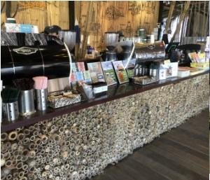 アユタヤ観光 おすすめコーヒーショップと休憩所
