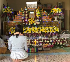タイのお葬式 田舎版