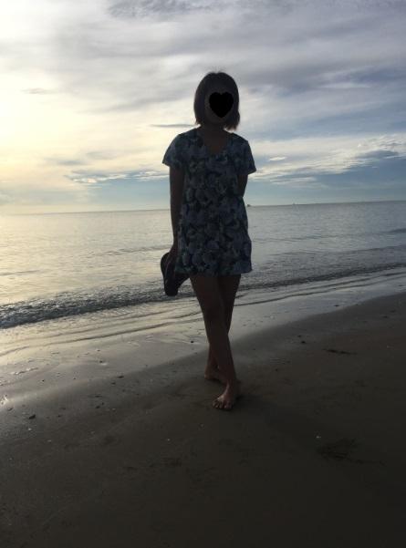 タイ ホアヒン 静かな海の観光地まわりはみどころあり