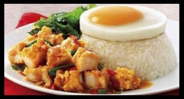 タイ料理レシピとつくりかた ガパオライス