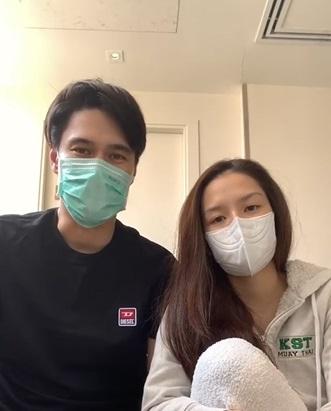 タイ歌手夫婦回復