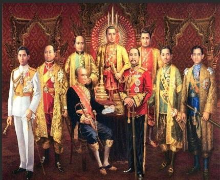 タイ社会 ワン・チャクリー タイ国の建国記念日(Chakri Memorial Day)