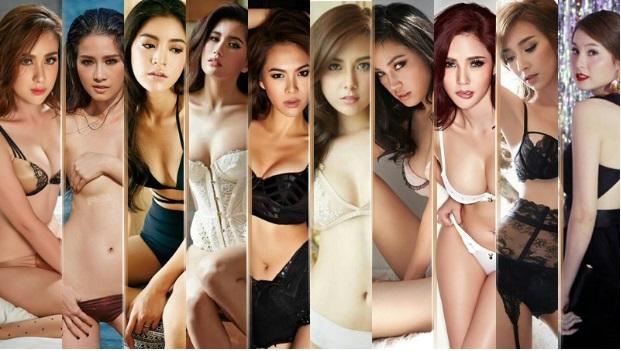 タイの人気セクシー女優10人 タイの記事からランキング発表
