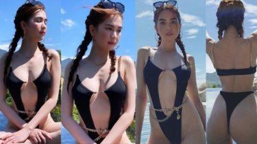 タイ芸能ニュース ミスベトナムインターナショナル2011ゴックチンさん