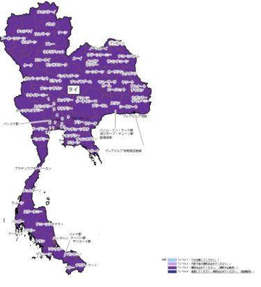 タイへの渡航はいつから2020年夏【最新版】